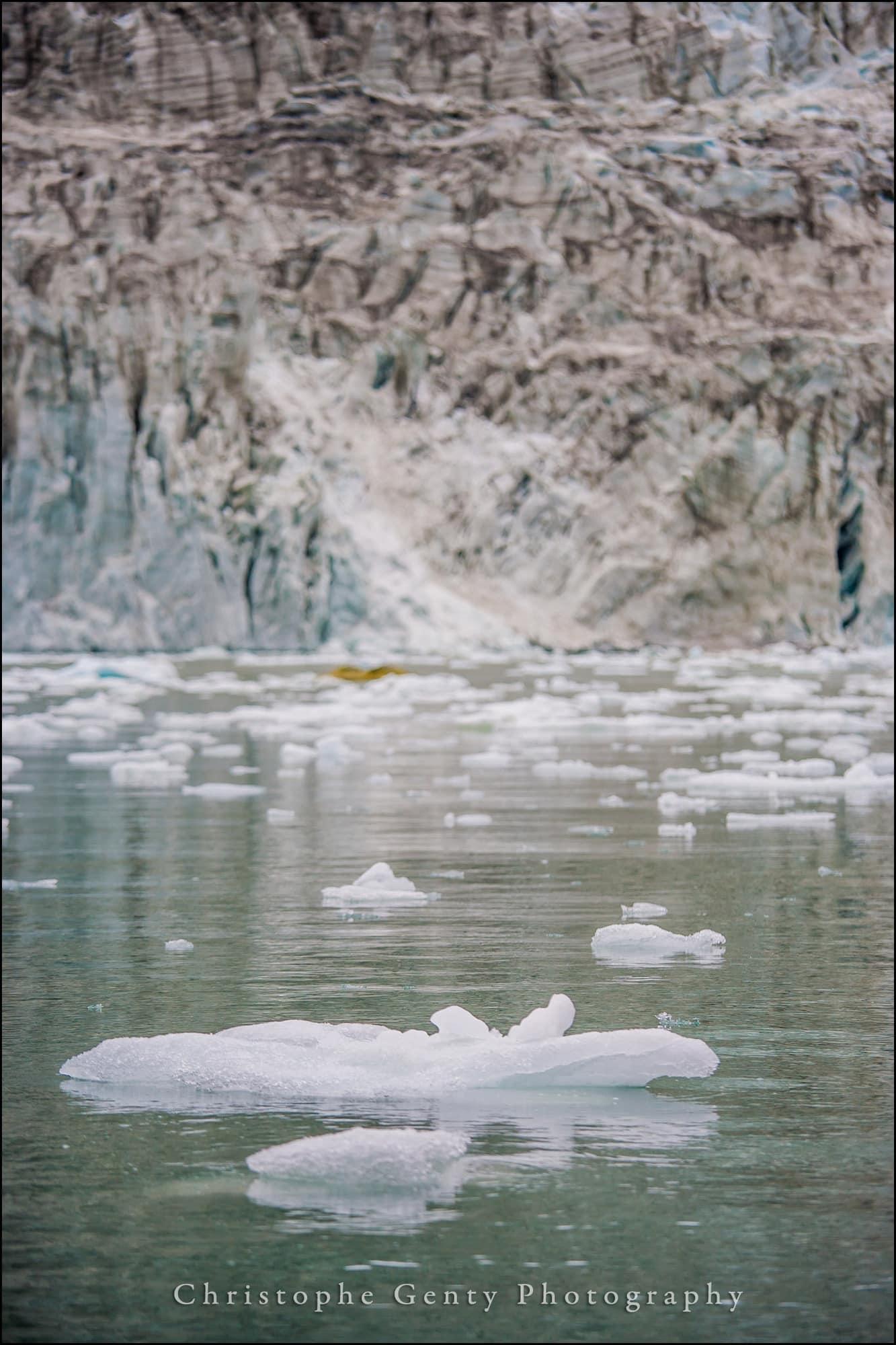 Pia Glacier, Beagle Canal, Argentina - December 2015