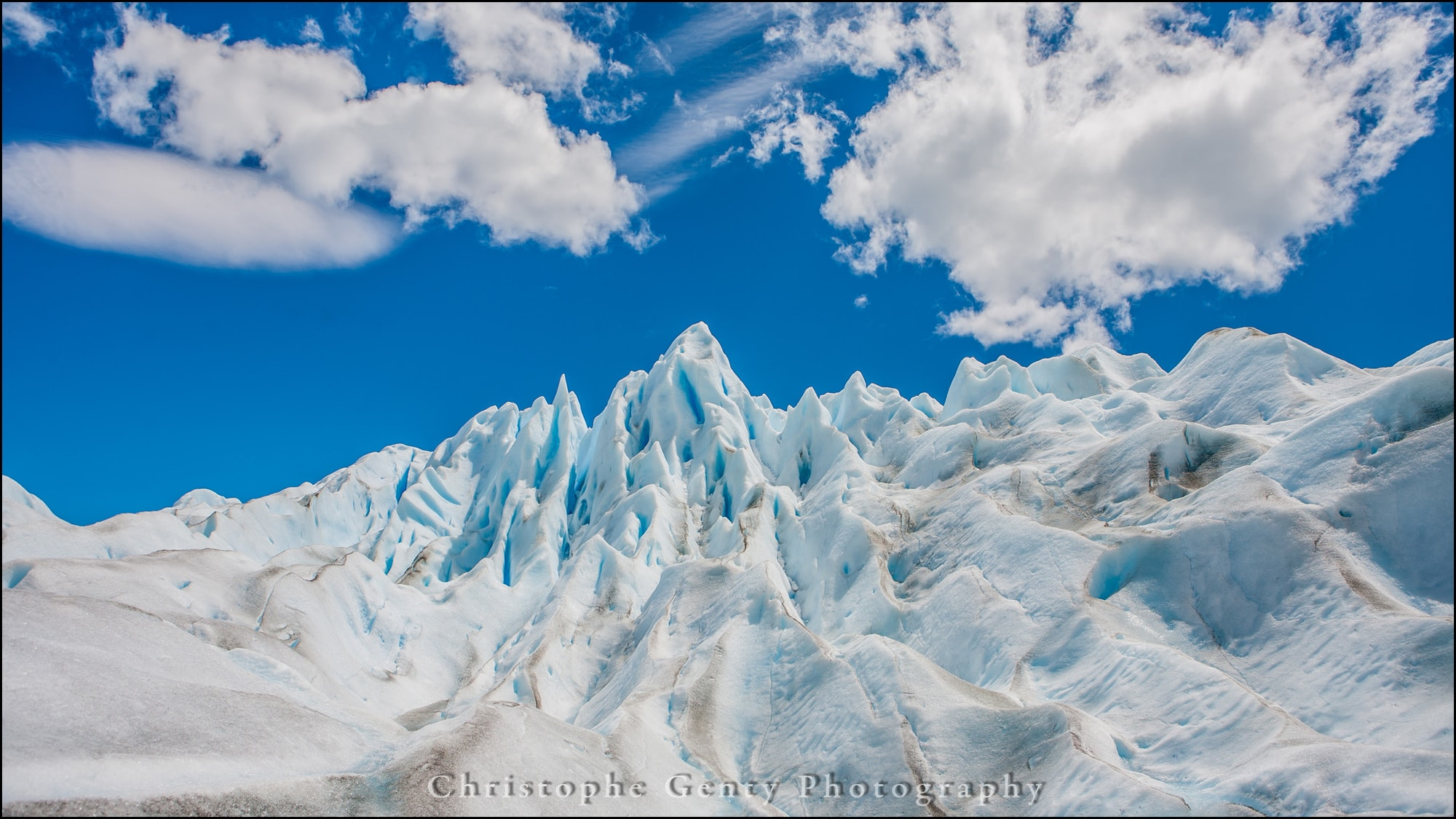 Perito Moreno National Park, Argentina - December 2015