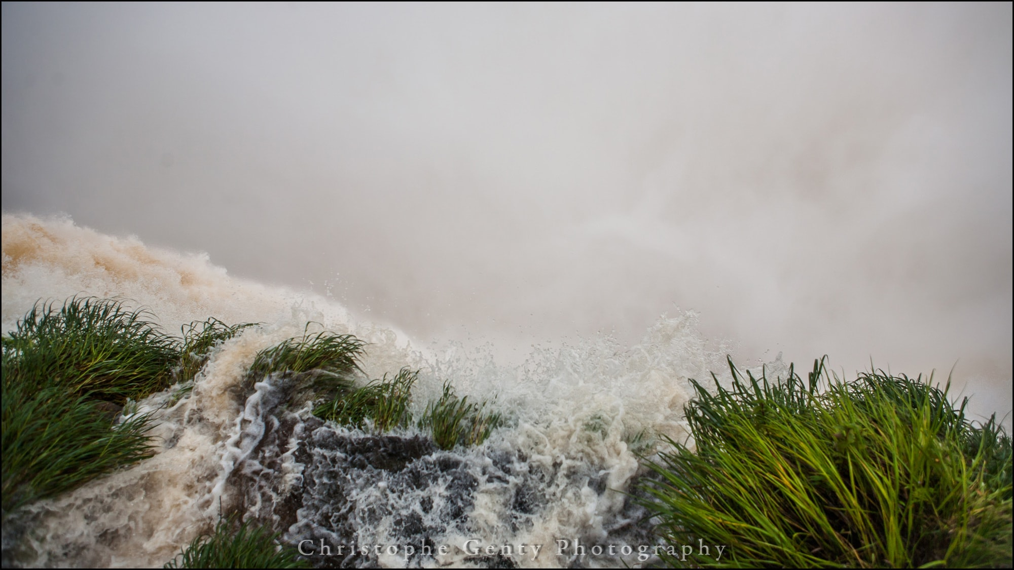 Devil's Throat, Iguazu Falls, Argentina - December 2015