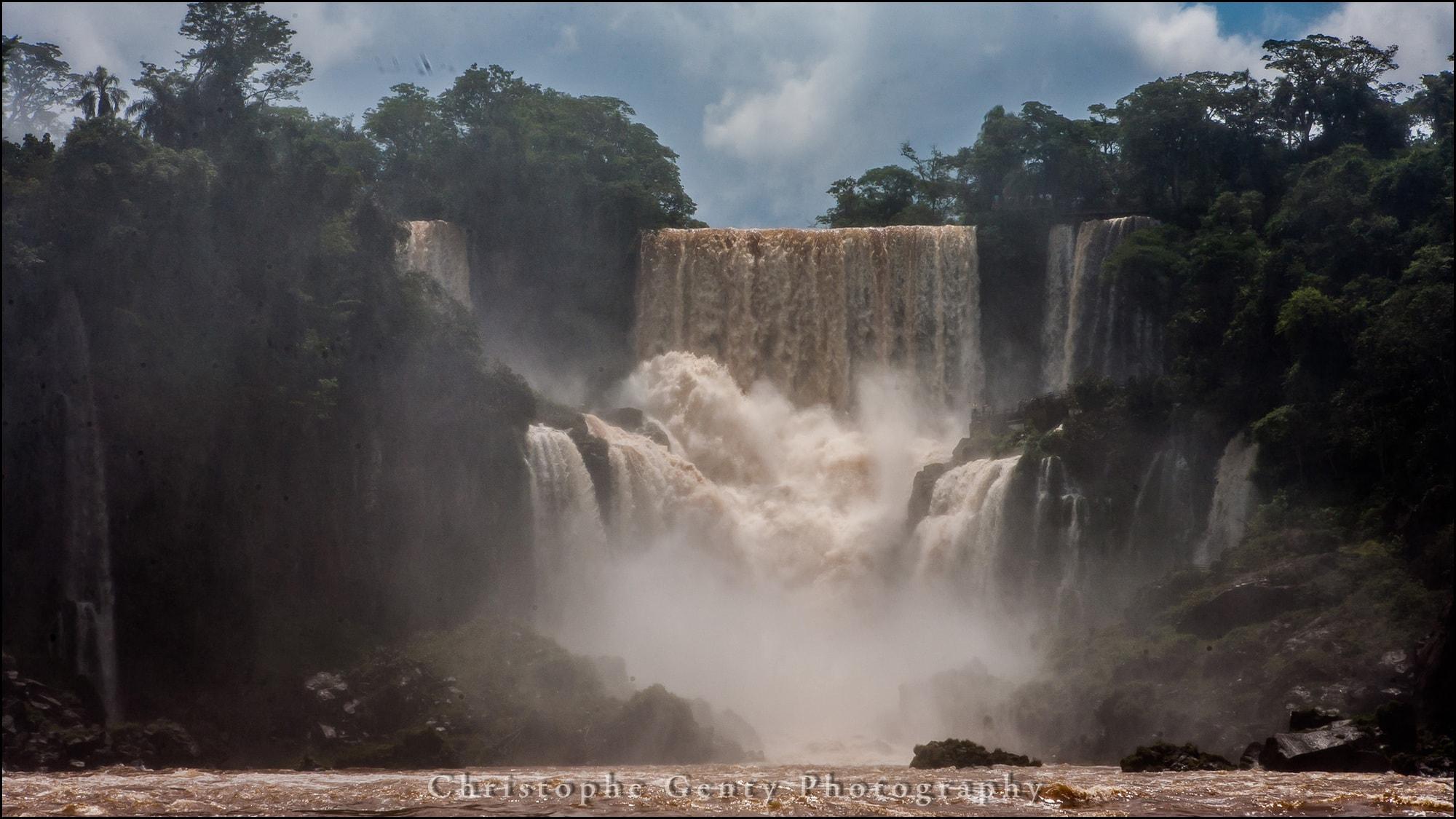 Iguazu Falls, Argentina - December 2015