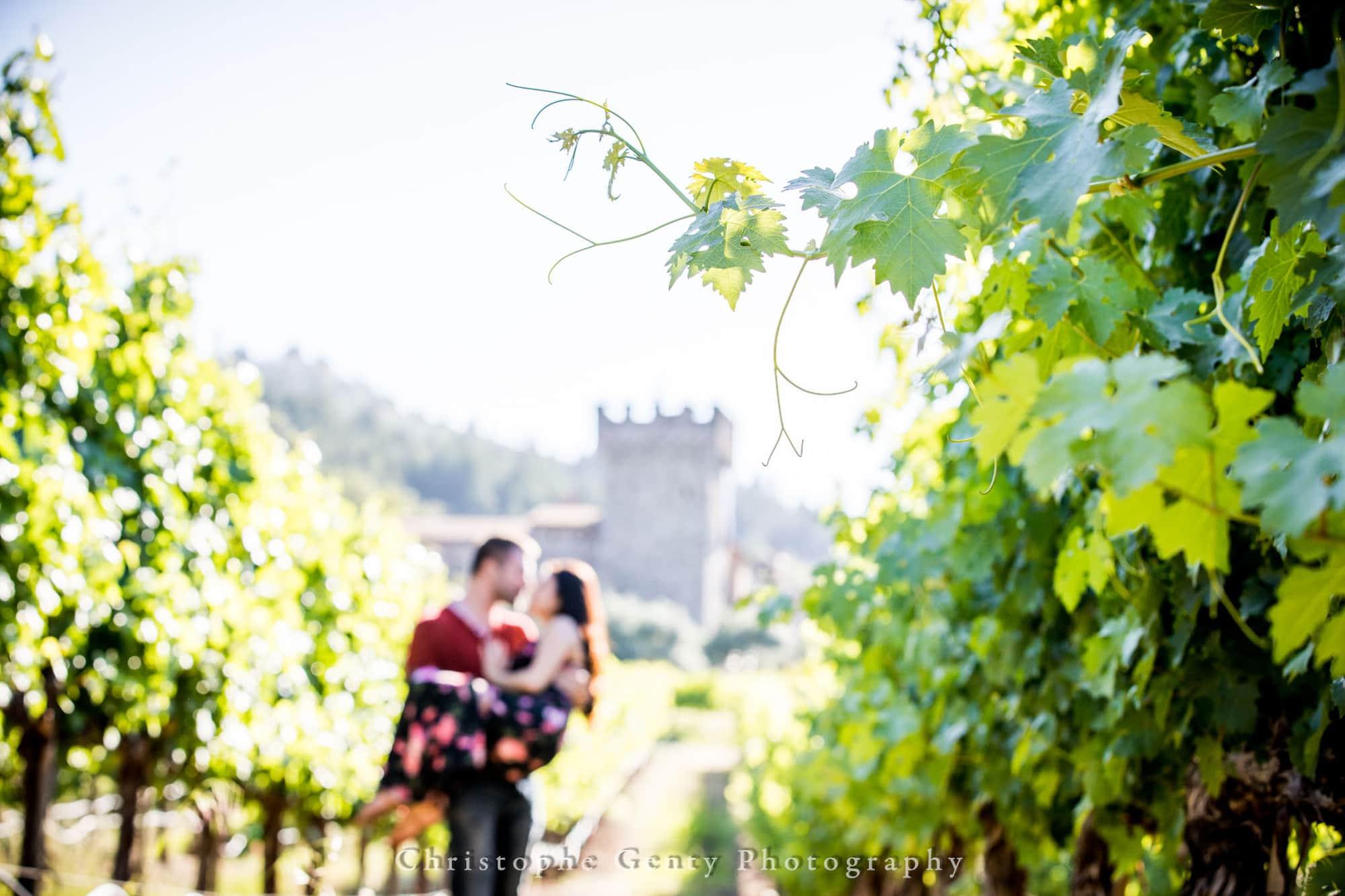 Castello di Amorosa Marriage Proposal Photography 321