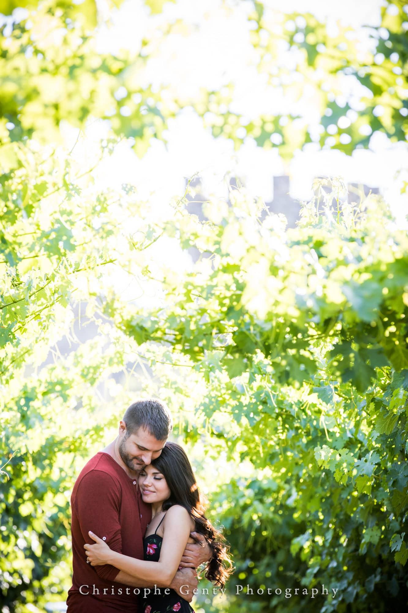 Castello di Amorosa Marriage Proposal Photography 360