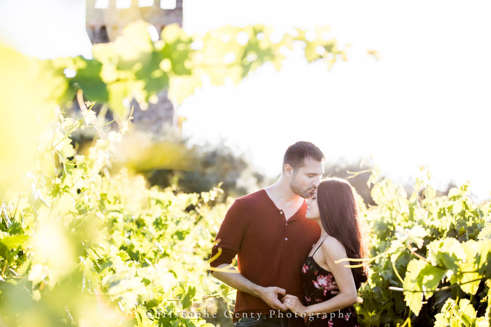 Castello di Amorosa Marriage Proposal Photography 375