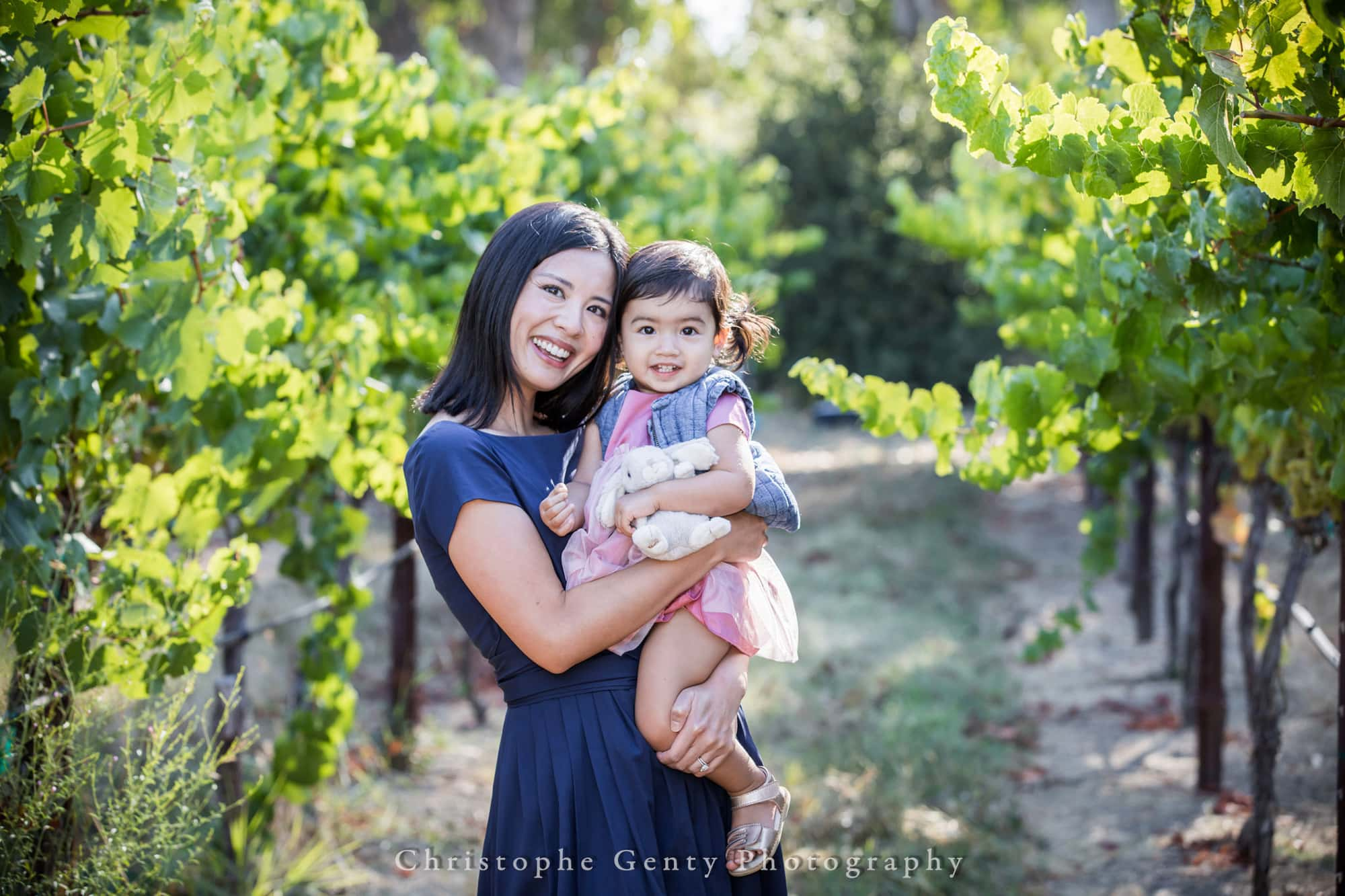 Napa Family Photography