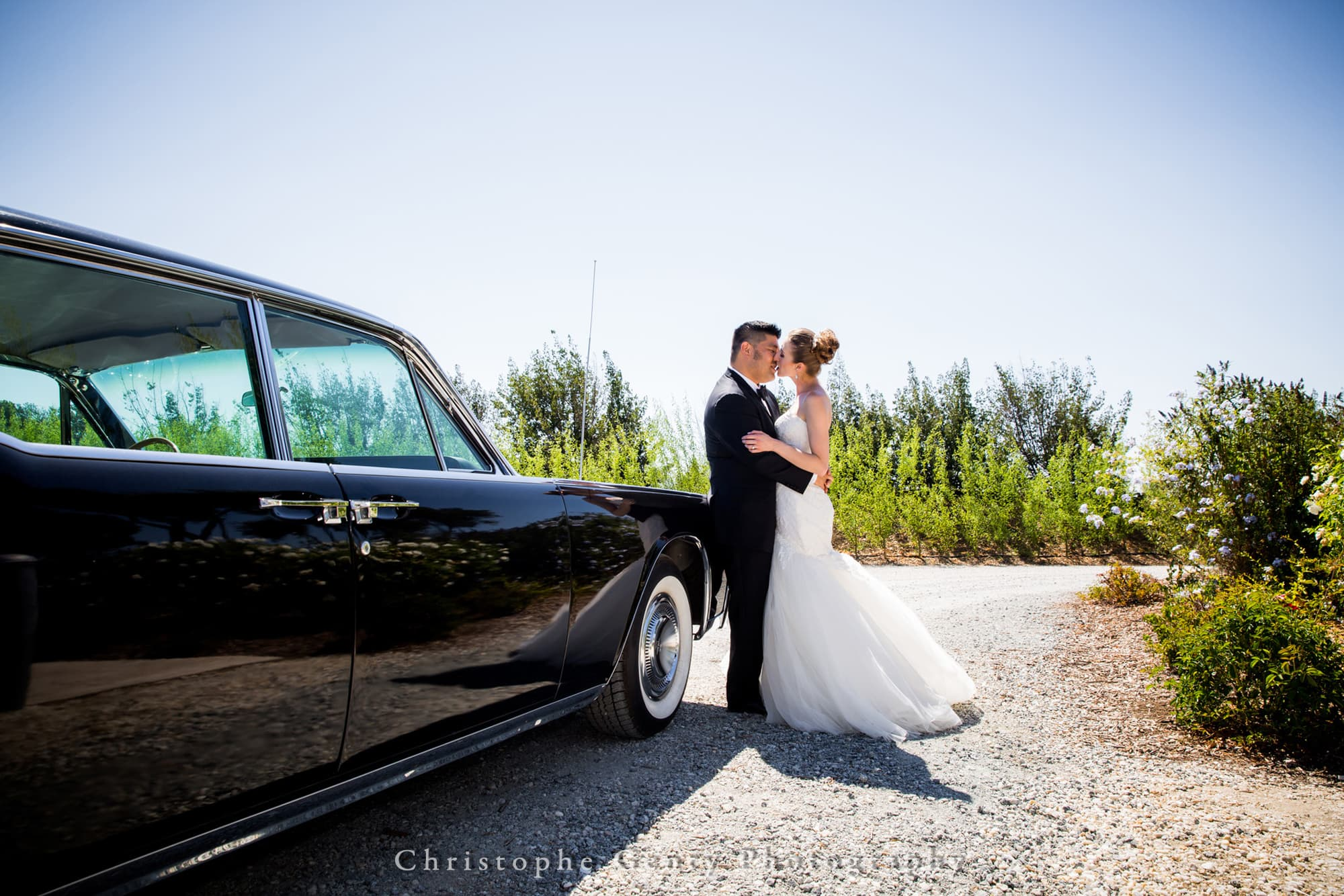 Wedding photography at Leal Vineyards in Holister, CA