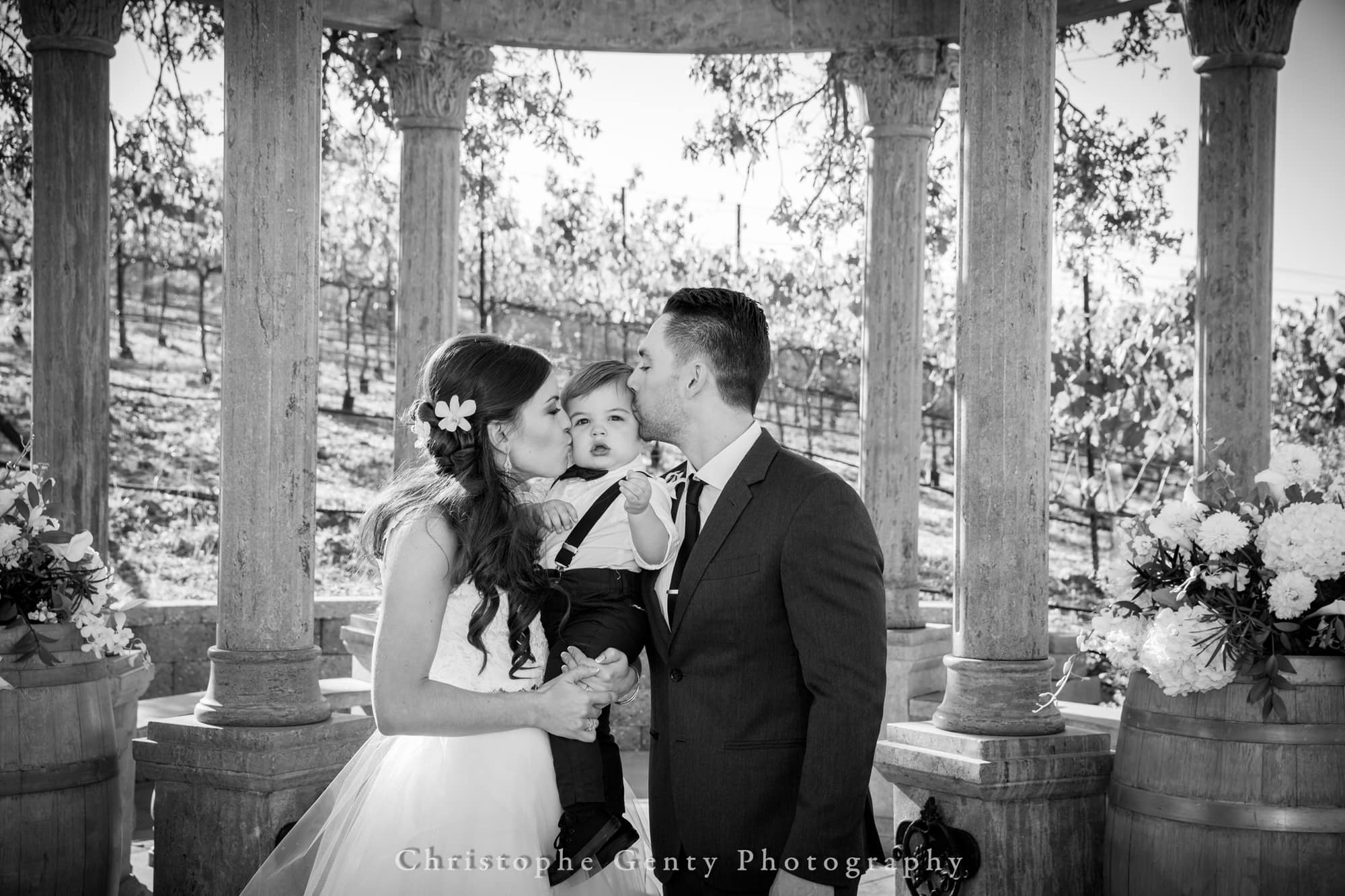 WeddingWedding Photography at The Meritage Inn & Spa, Napa CA