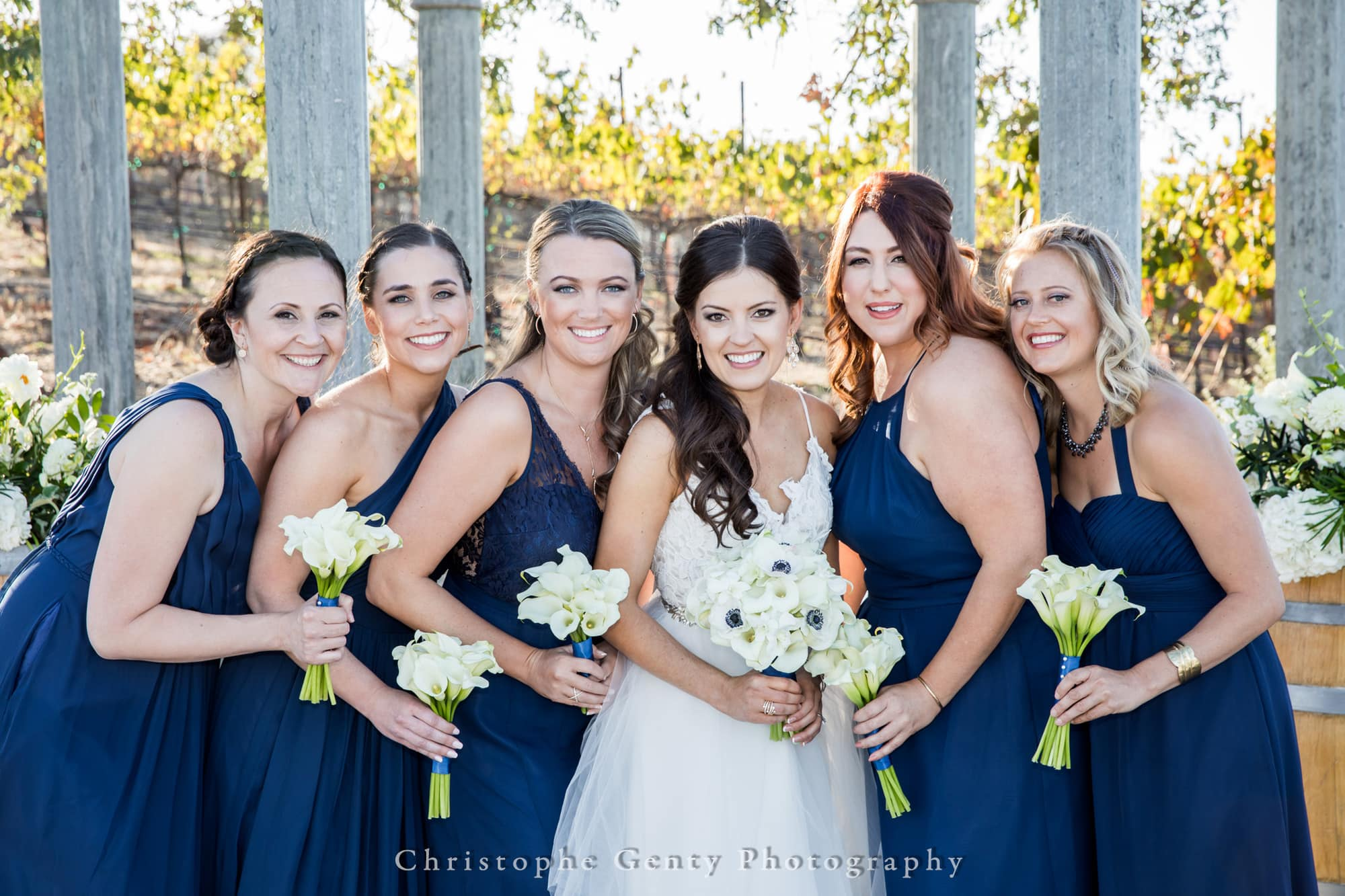 Wedding Wedding Photography at The Meritage Inn & Spa, Napa CA