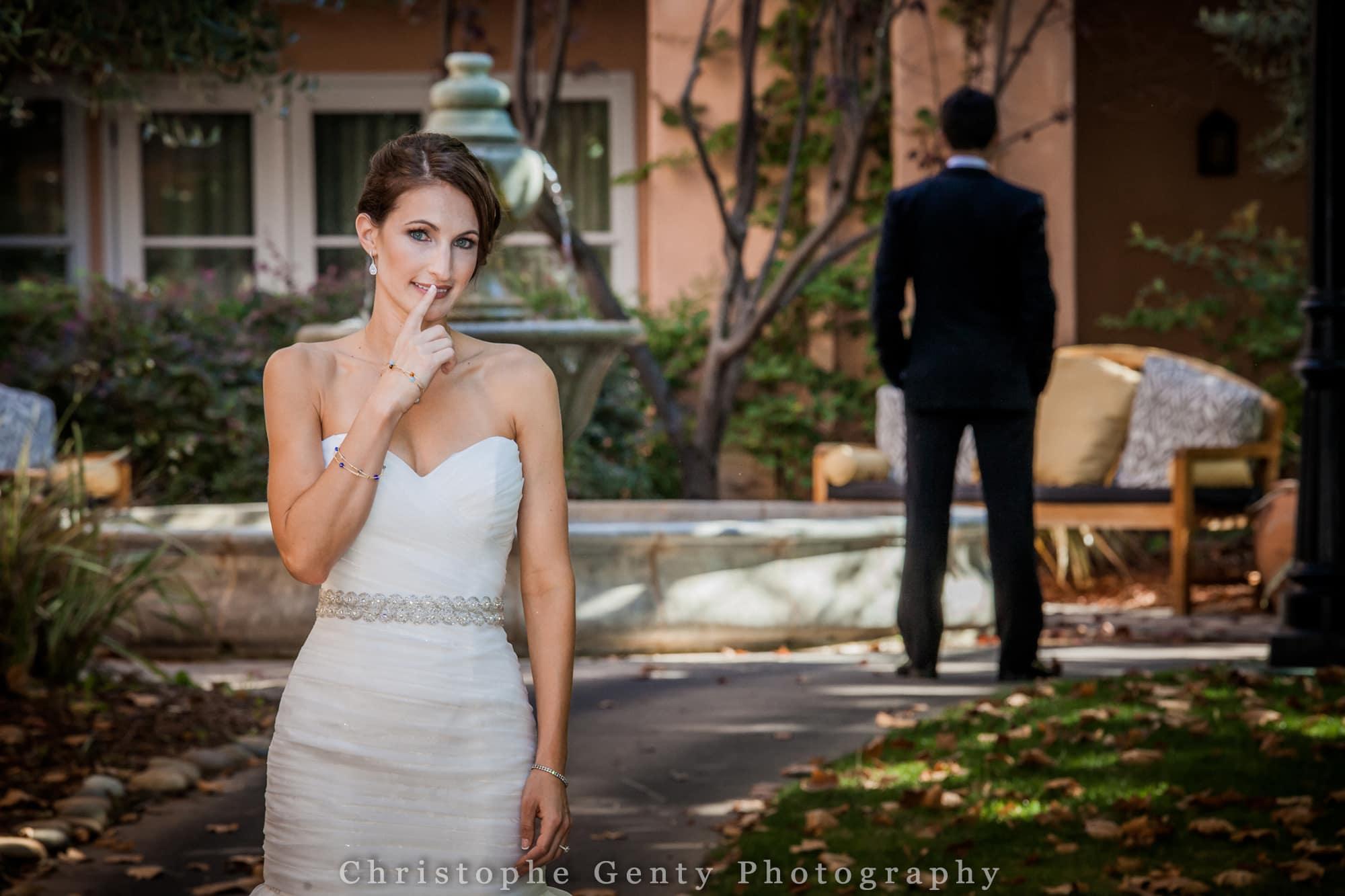 Wedding Photography at the Sonoma Mission Inn golf Club, Sonoma CA