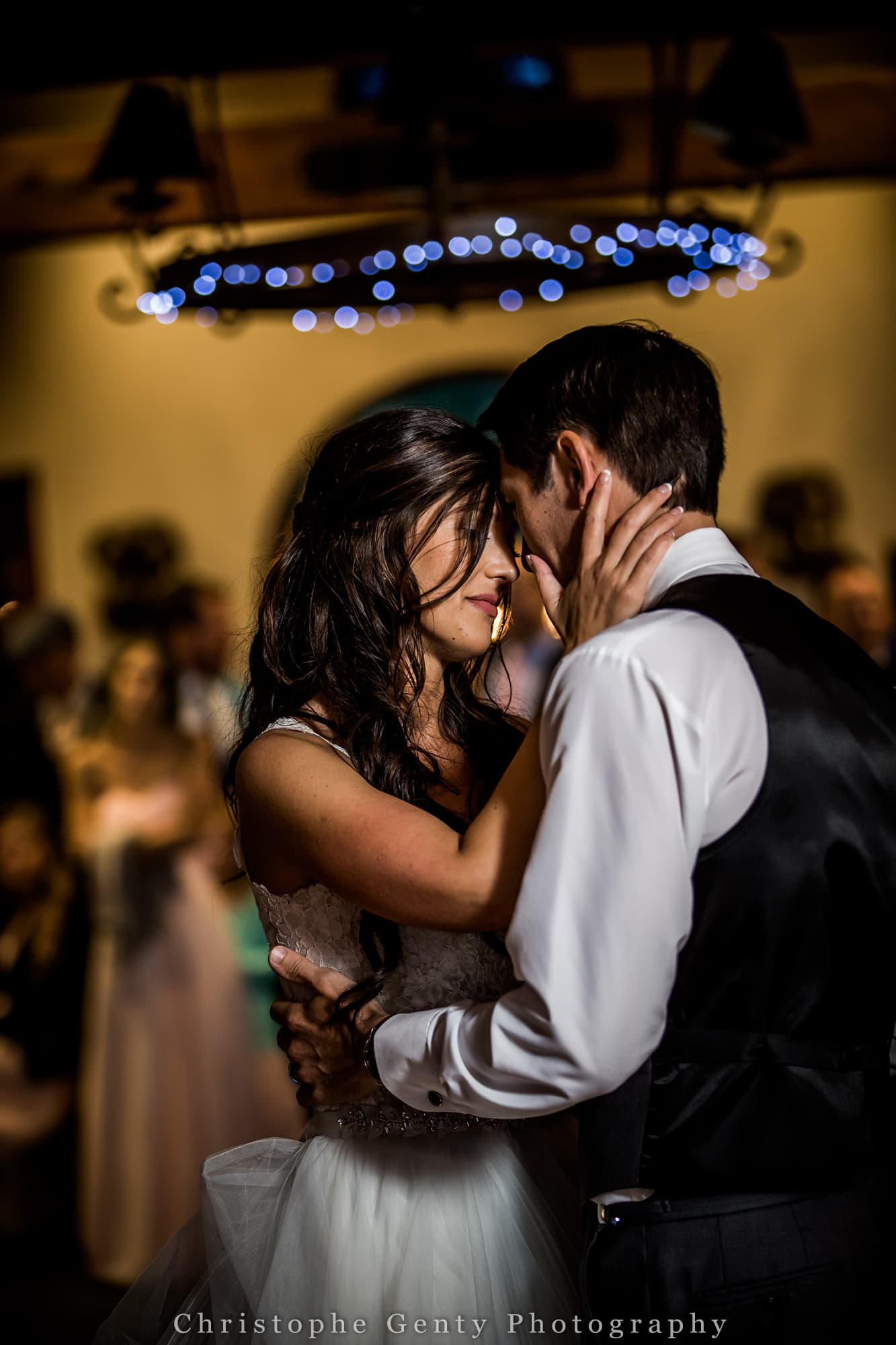 Wedding photography at the Vintners Golf Club in Yountville, CA