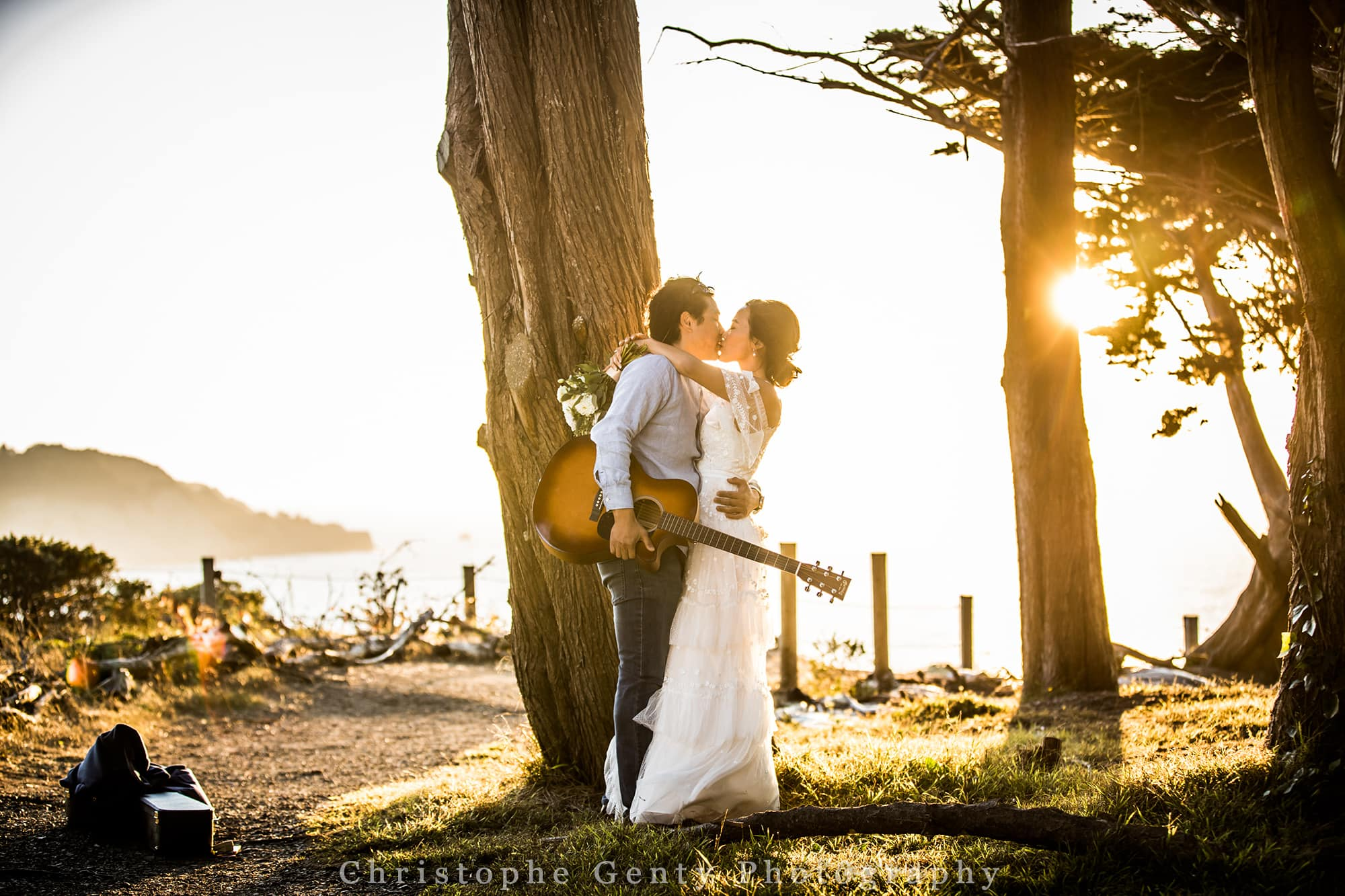 Engagement photography in San Francisco CA