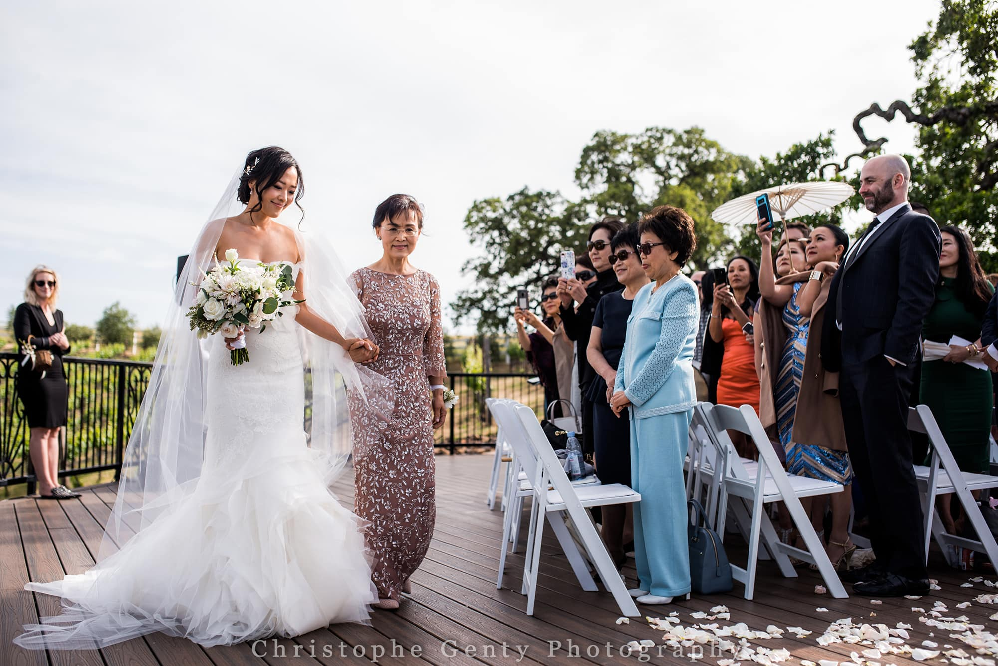Wedding Photography at The Meritage, Napa, Ca