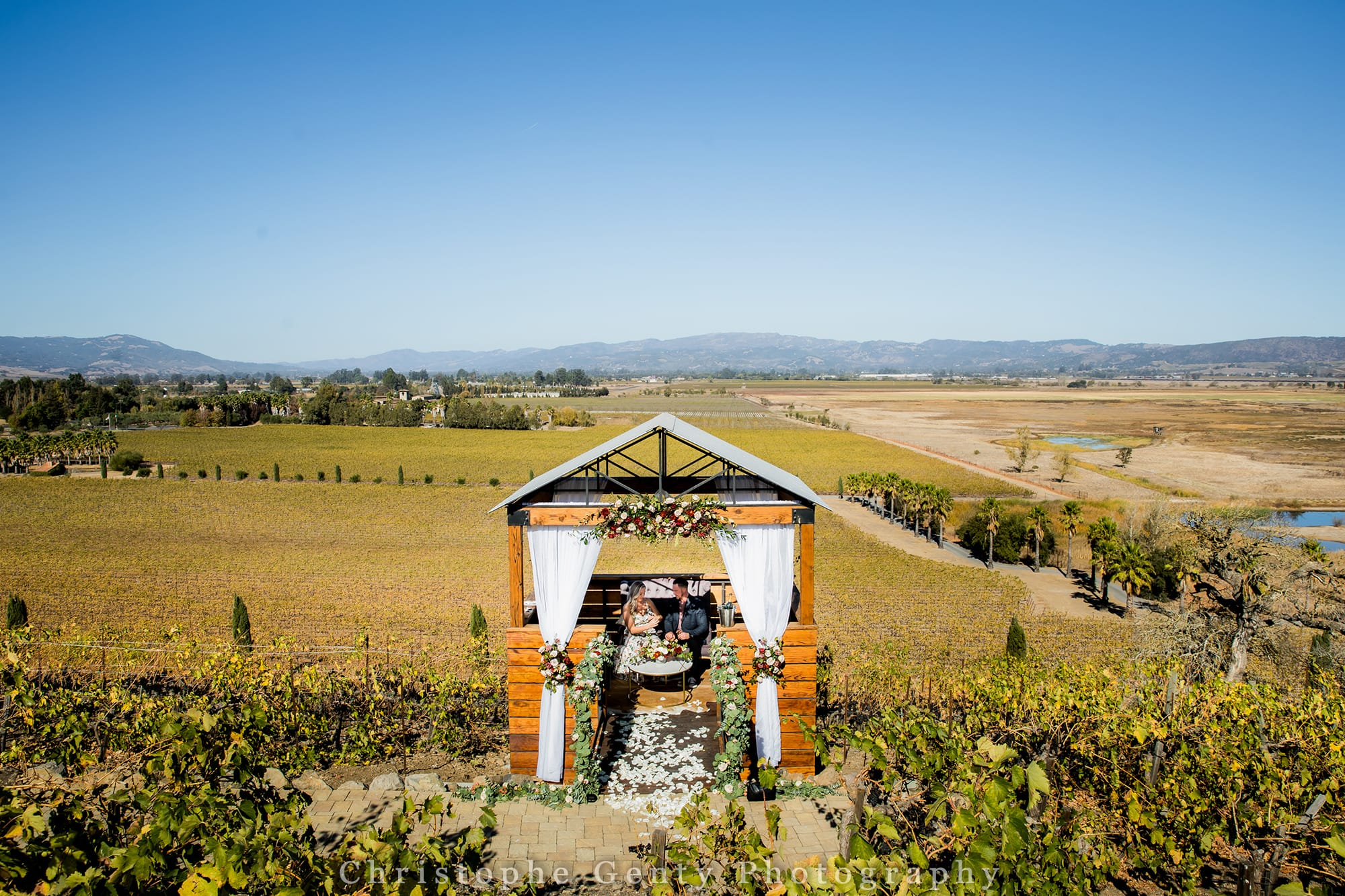 Best Proposal Wineries in The Sonoma Valley - Viansa Winery